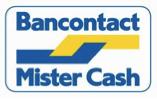 betalen met Bancontact/Mistercash