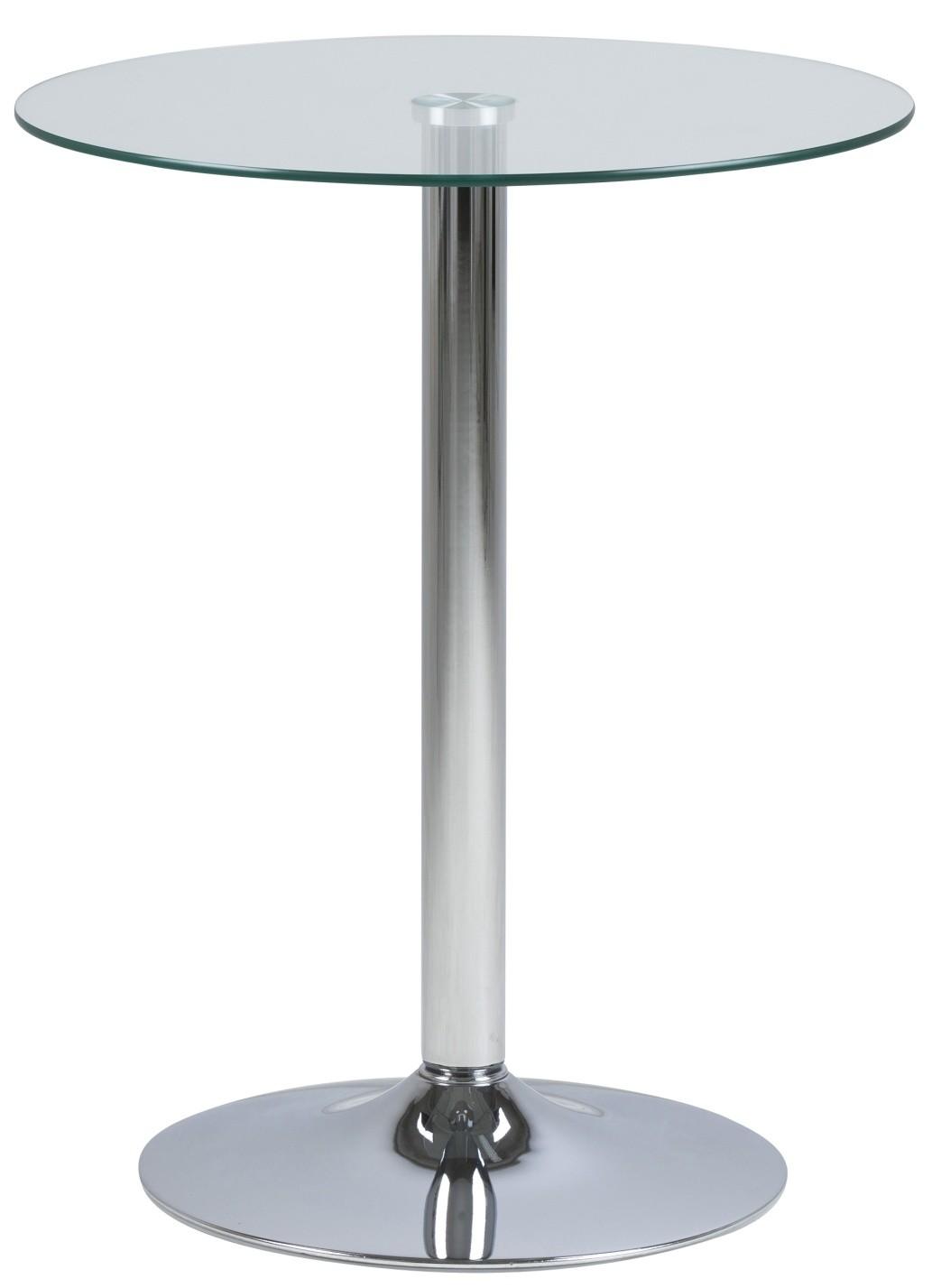 24designs Bijzettafel Roxanne 90 Cm Wit in de aanbieding kopen