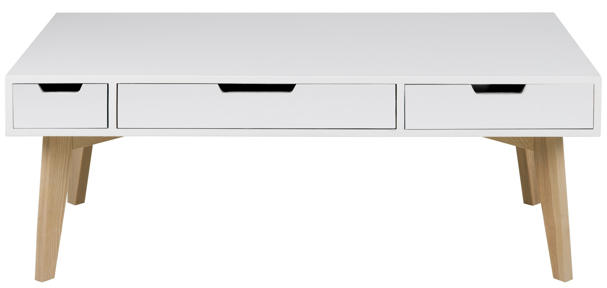 24designs Salontafel Telma L120 X B60 X H45 Cm Wit kopen