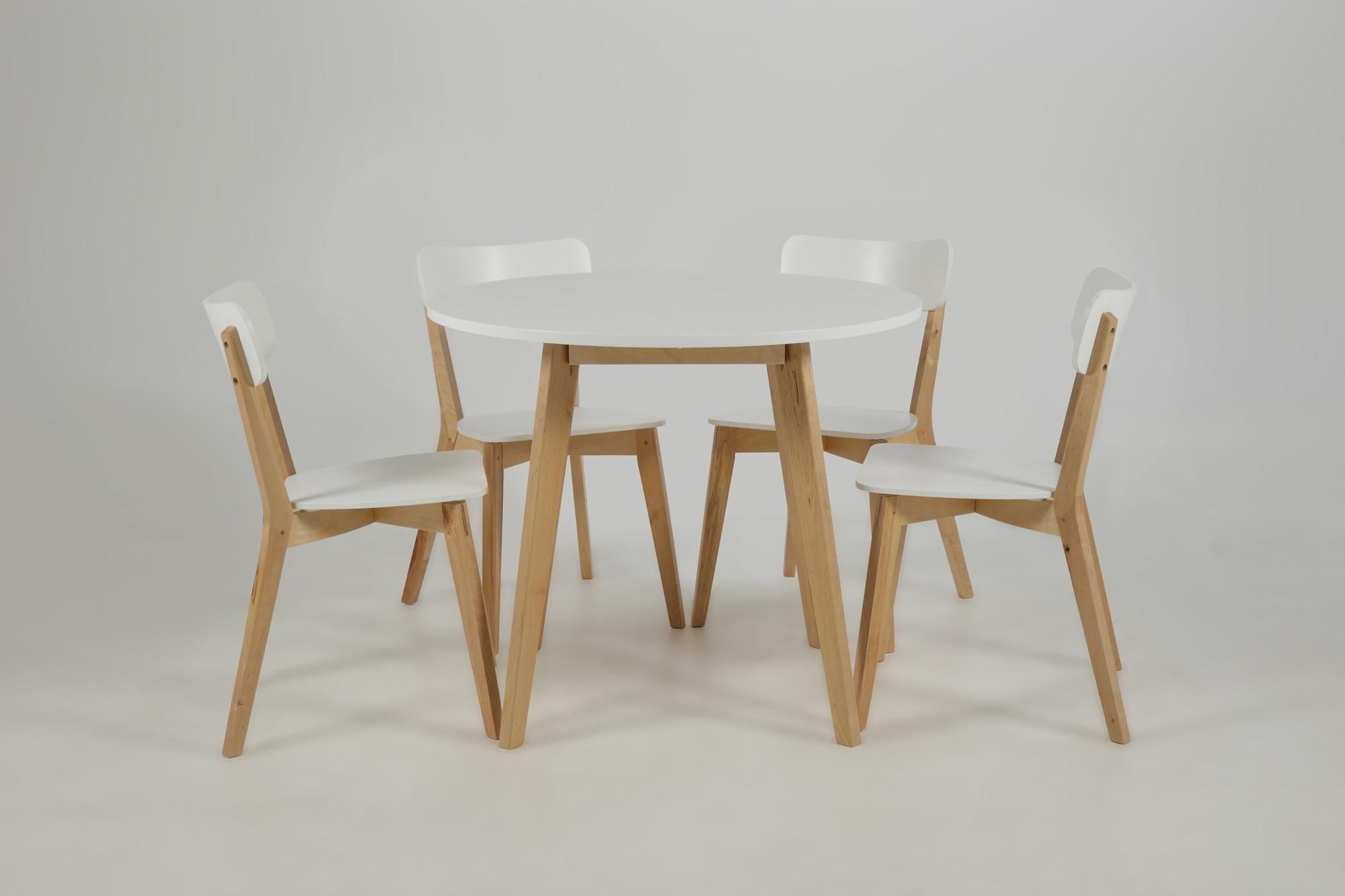De wit stoelen tweedehands fabulous simple eettafel stoelen leer