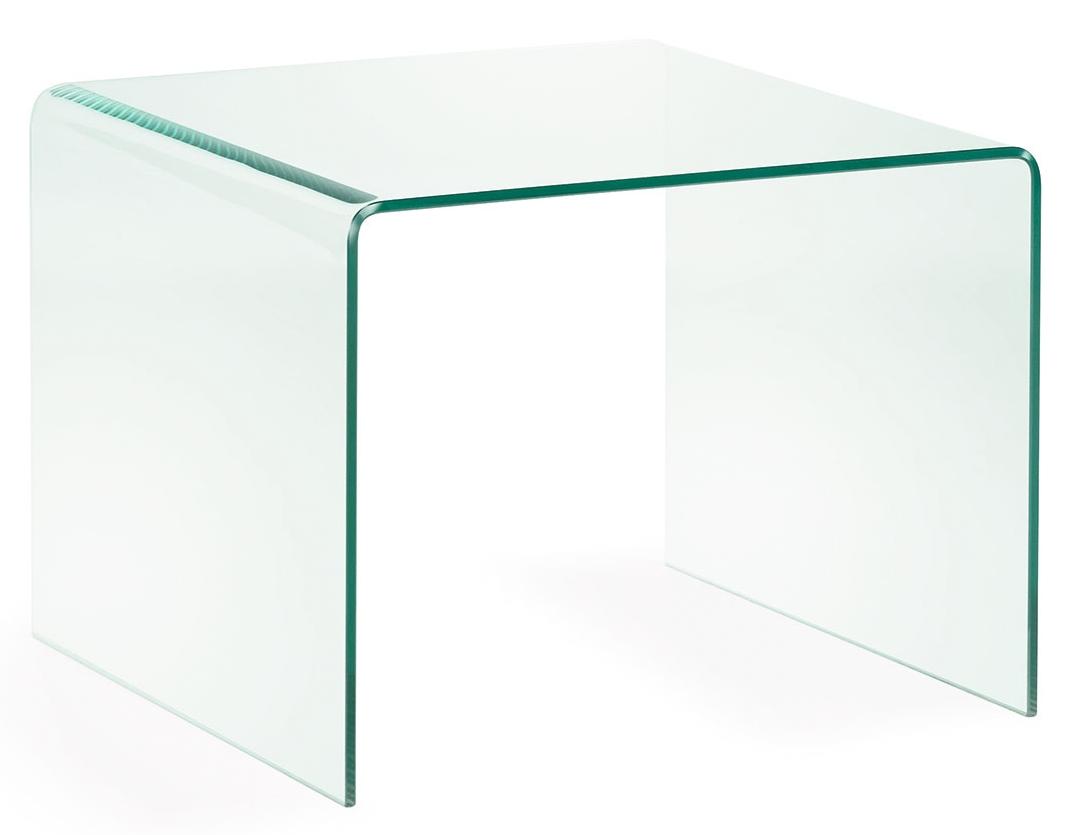 Burano Salontafel 110 Cm Transparant Laforma in de aanbieding kopen