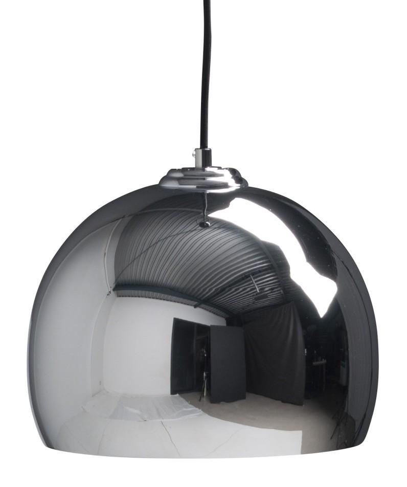Zuiver Hanglamp Big Glow - Chroom