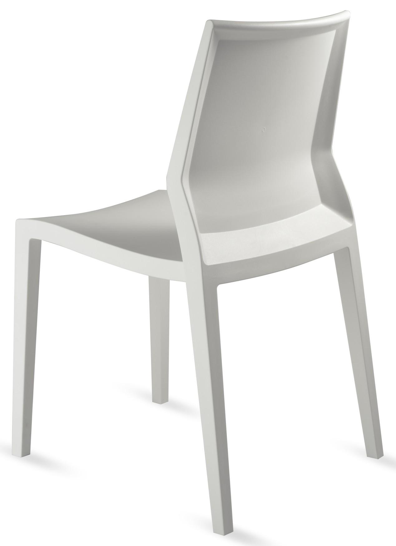 Image ibebi design stoel hoth wit for Design stoel 24