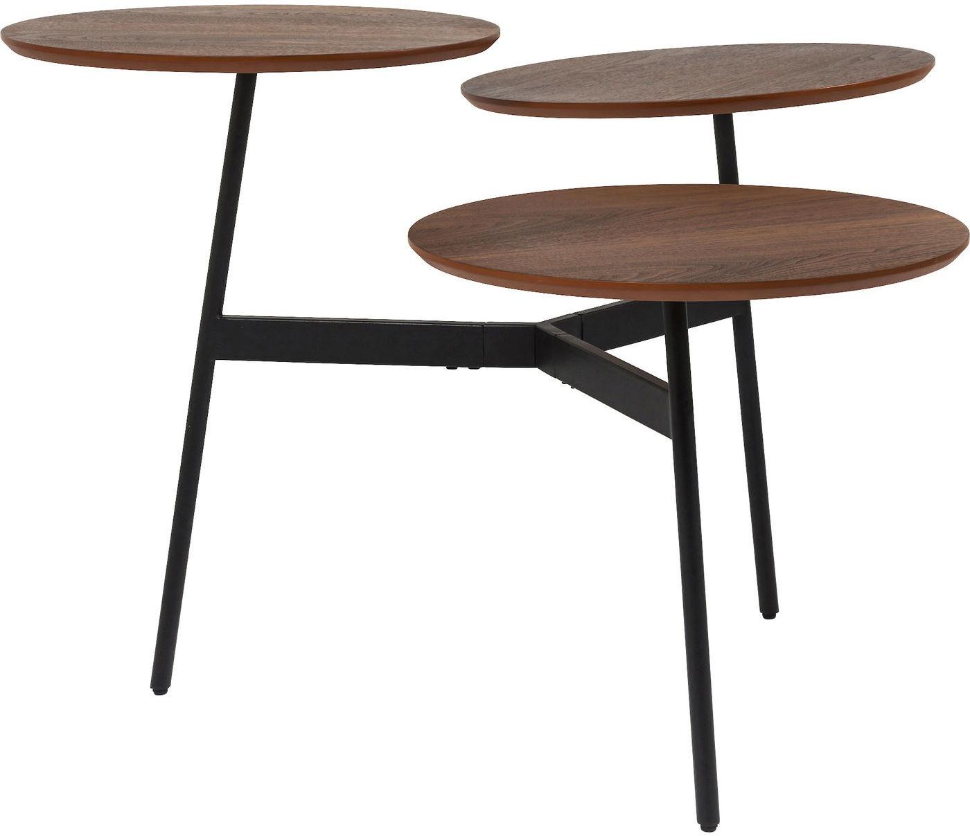 Kare Design Salontafel Bonsai Trio L95 X B89 X H60 Cm Hout Bruin kopen