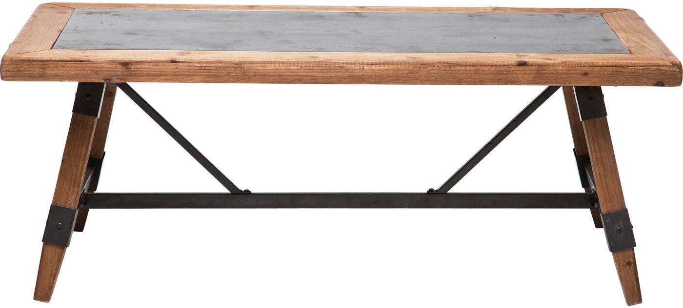 Kare Design Salontafel College L120 X B60 X H40 Cm Hout kopen
