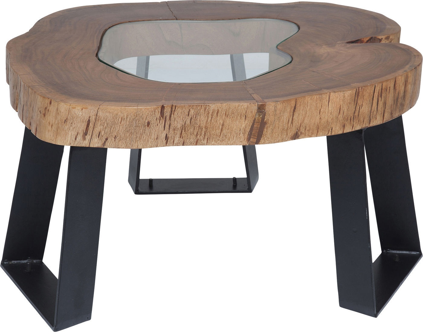 Kare Design Salontafel Fundy L60 X B65 X H35 Cm Houten Tafelblad kopen