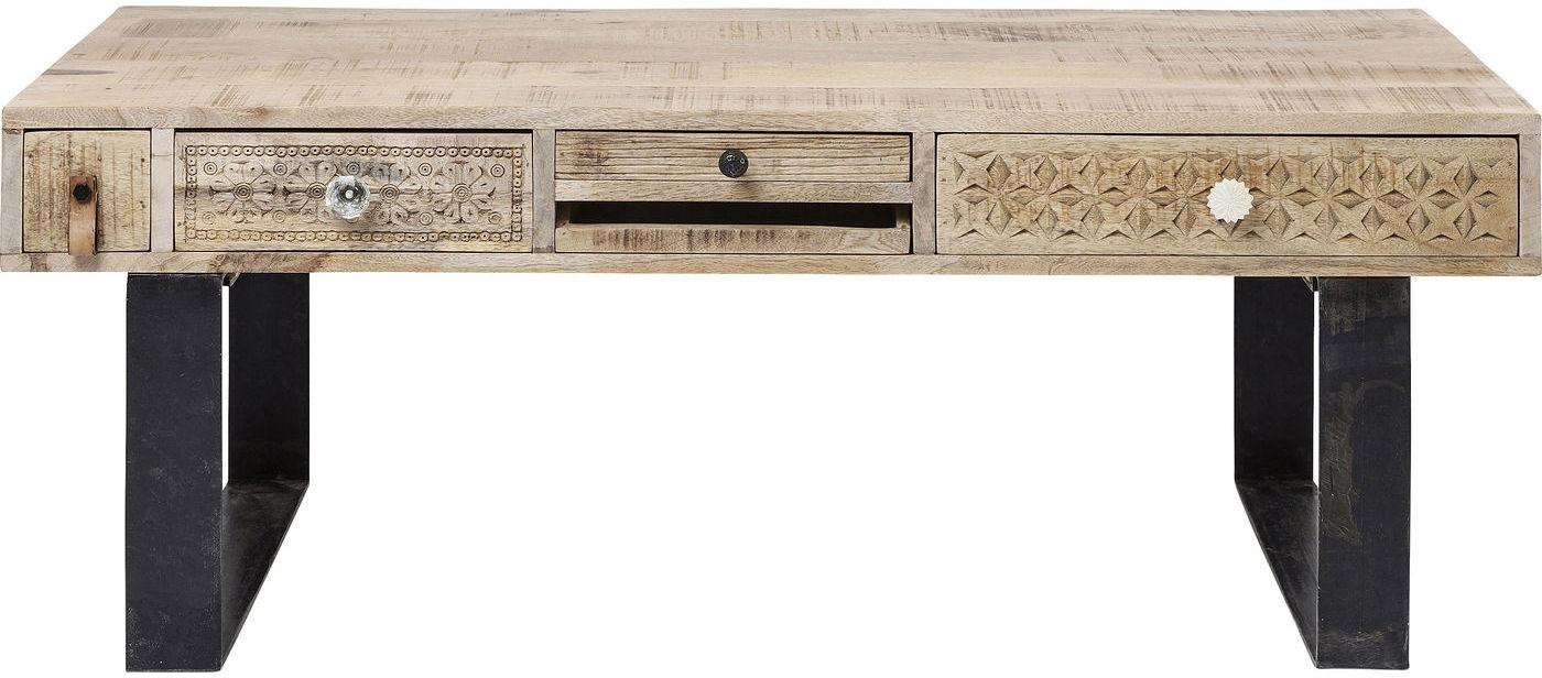 Kare Design Salontafel Puro L120 X B60 X H45 Cm Mangohout kopen
