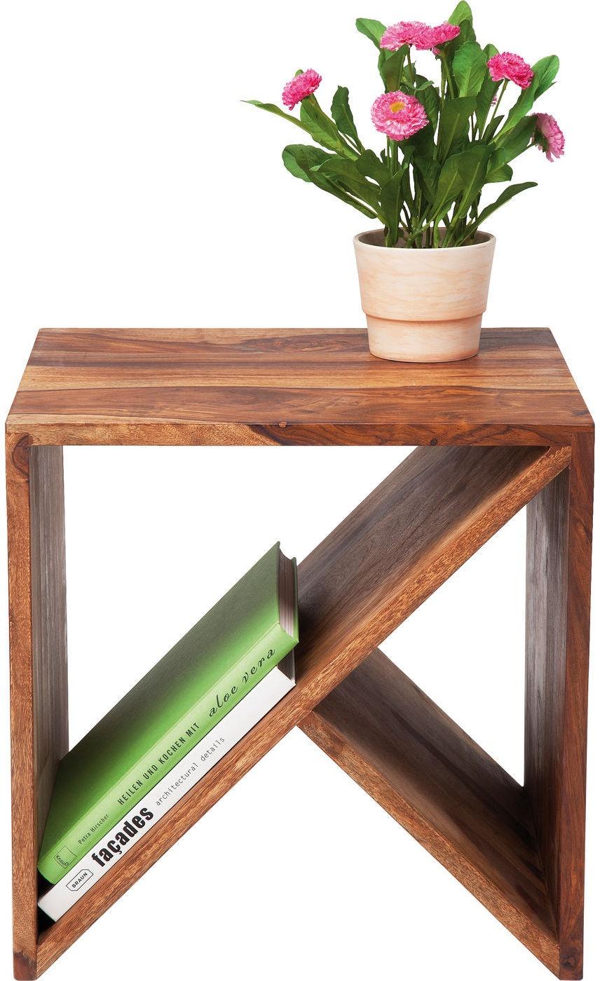 authentico zigzag bijzettafel aanbieding kopen. Black Bedroom Furniture Sets. Home Design Ideas