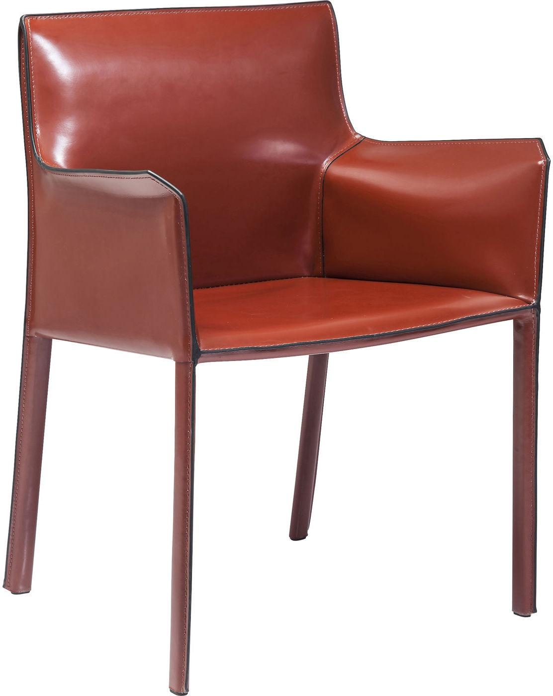 Design stoel leer kopen online internetwinkel for Design stoel 24