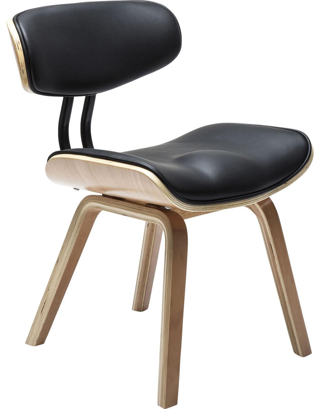 Vintage design stoel kopen online internetwinkel for Bauhaus stoel leer