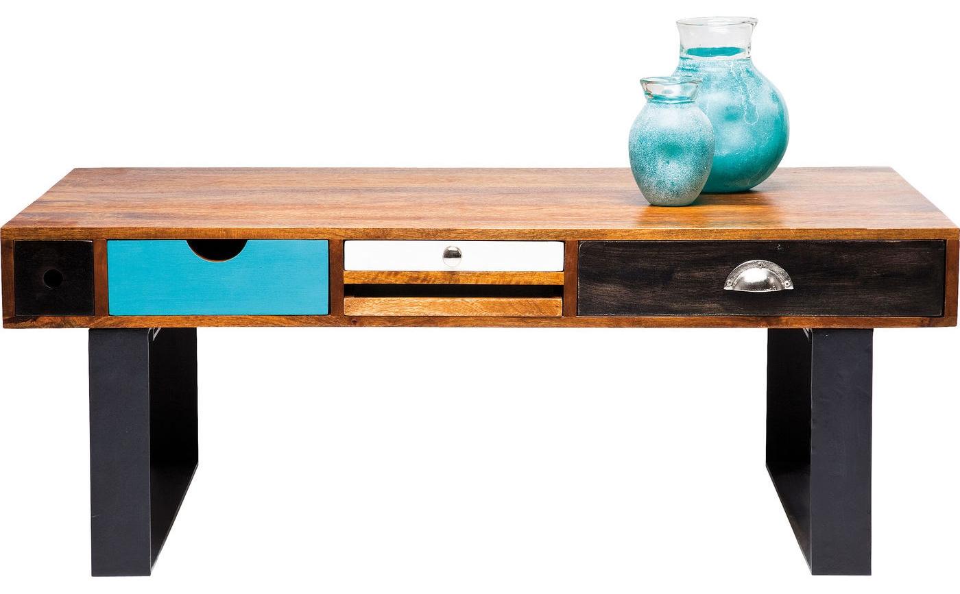 Kare Design Salontafel Babalou L120 X B60 X H45 Cm Mangohout kopen