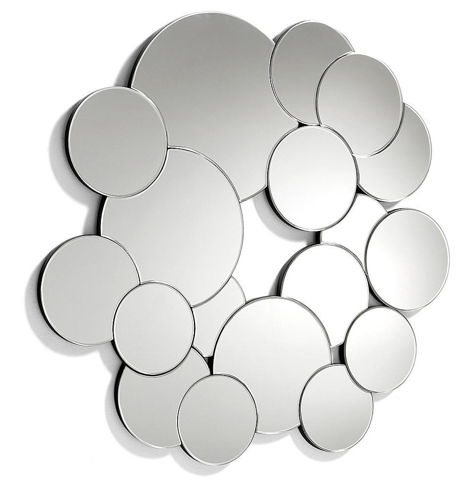 Laforma ronde spiegel praia 90 cm la forma kave home in de for Spiegel 70x90