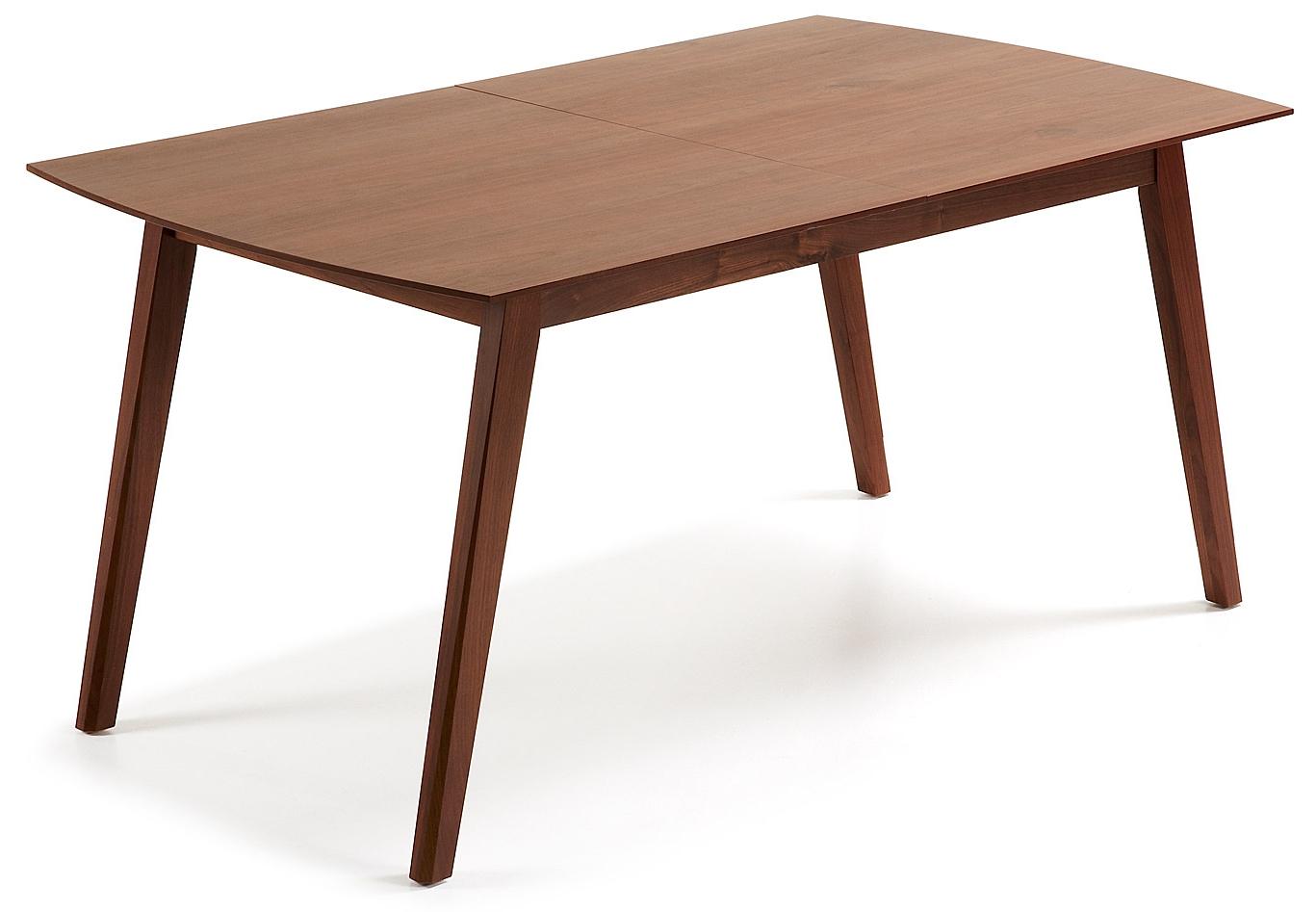 LaForma Tafel Arya - 200 x 100 cm - Glas - Wit tafels laforma kado