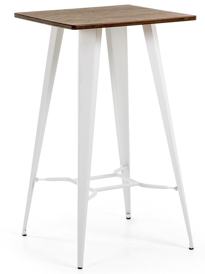 Bartafel Keuken Kopen : 24designs Bartafel Yara L120 X B60 X H105 Cm Hoogglans Wit in de