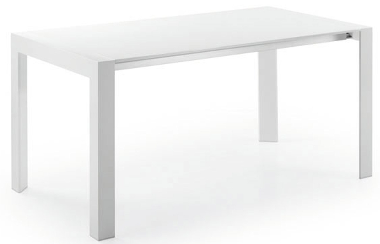 Eetkamertafel Wit Hoogglans : Eetkamertafel wit hoogglans kopen ...