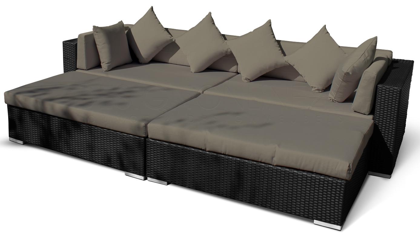 24designs-lounge-ligbed-sunflower-zwart-taupe-1