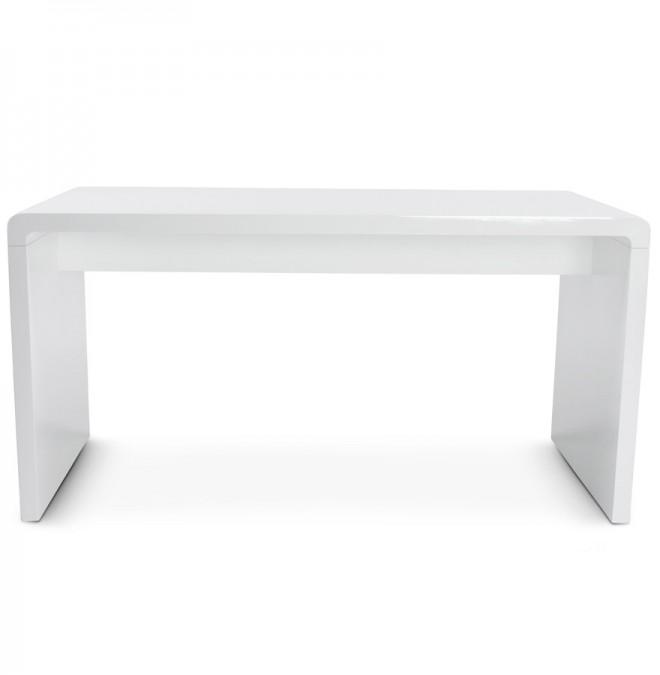 Bureau White Club 150 X 70 Cm Wit 430 00 Modern Design Bureau Pictures ...