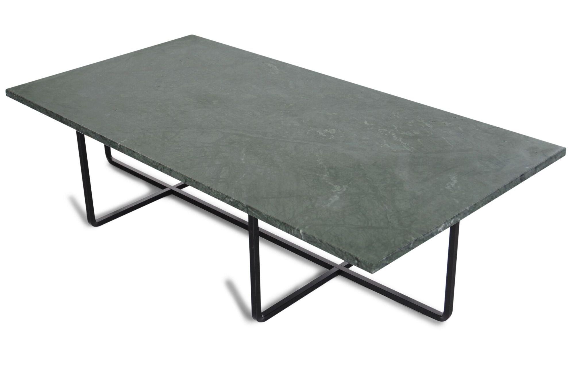 Salontafel zwart marmer - Ampm tafel ...
