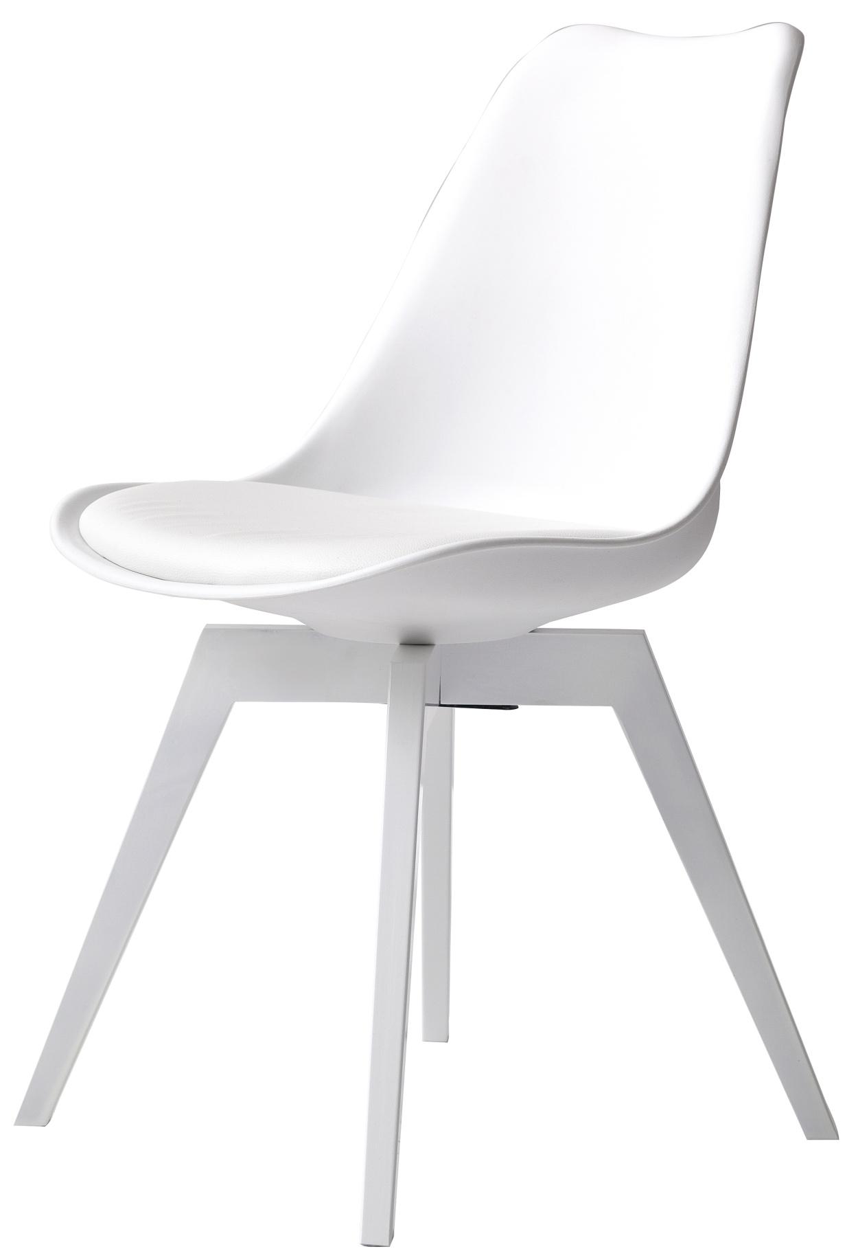 Tenzo stoelen kopen online internetwinkel for Witte kunstof eetkamerstoelen