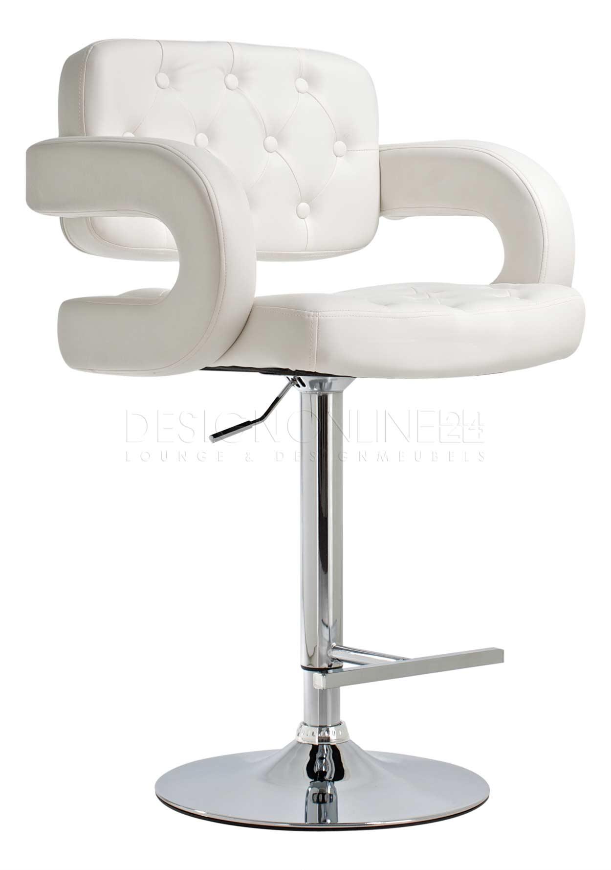 Barkruk Keuken Kopen : verstelbare barkruk space wit 13 % zeer comfortabele design barkruk