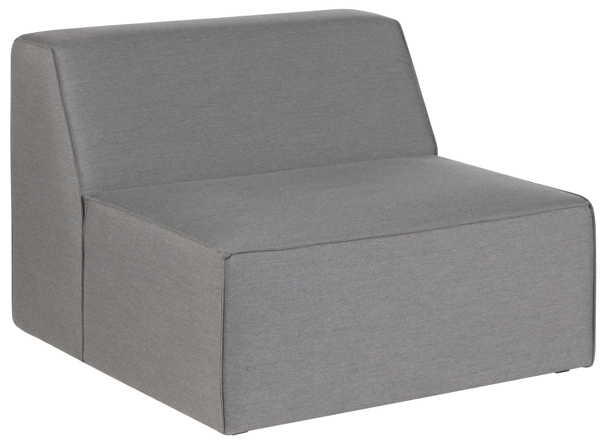 Triniti loungesethoekbank vino sunbrella antracietgrijslichtgrijs persoon outdoor living triniti - Lounge design grijs ...