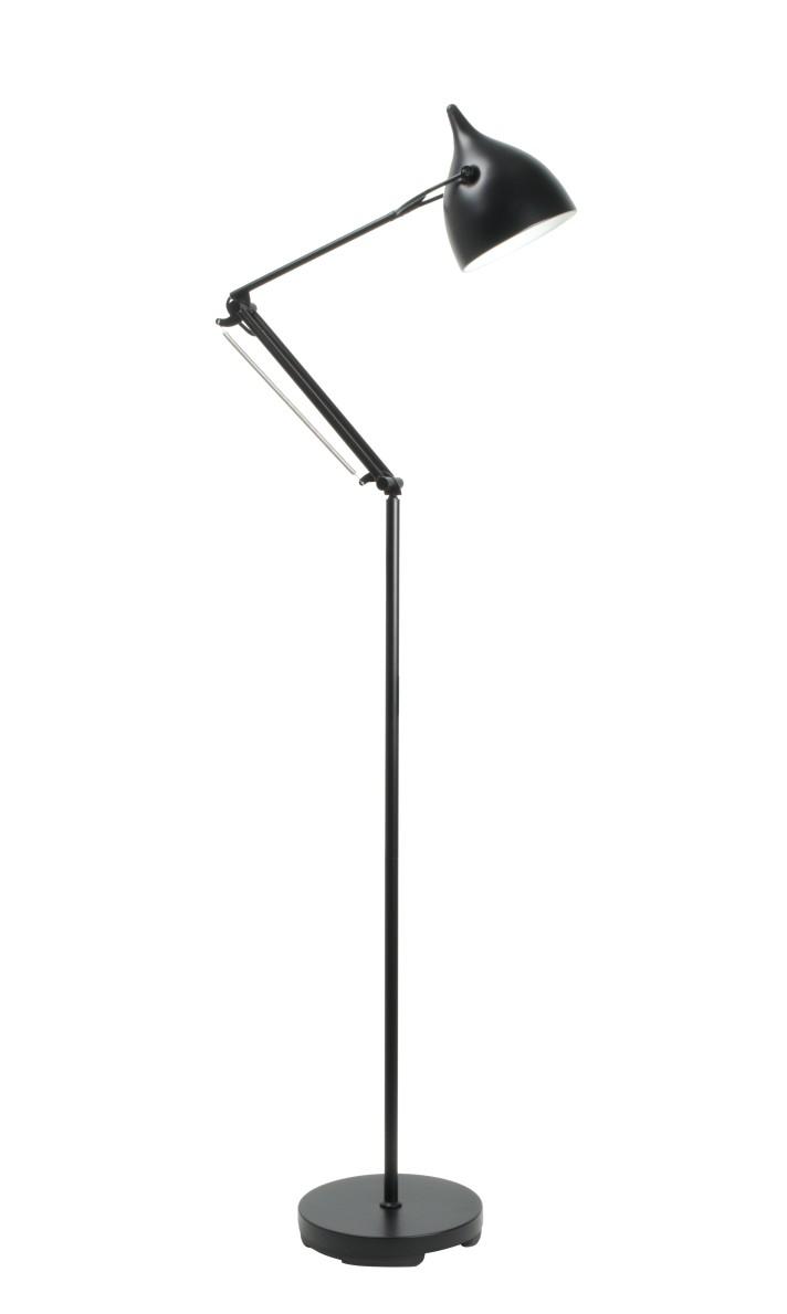Zuiver Vloerlamp Reader - Zwart