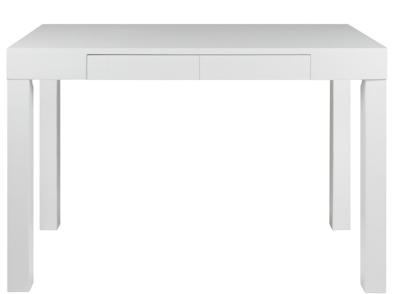 ... wit 12 % klein modern design bureau in wit hoogglans met een handige