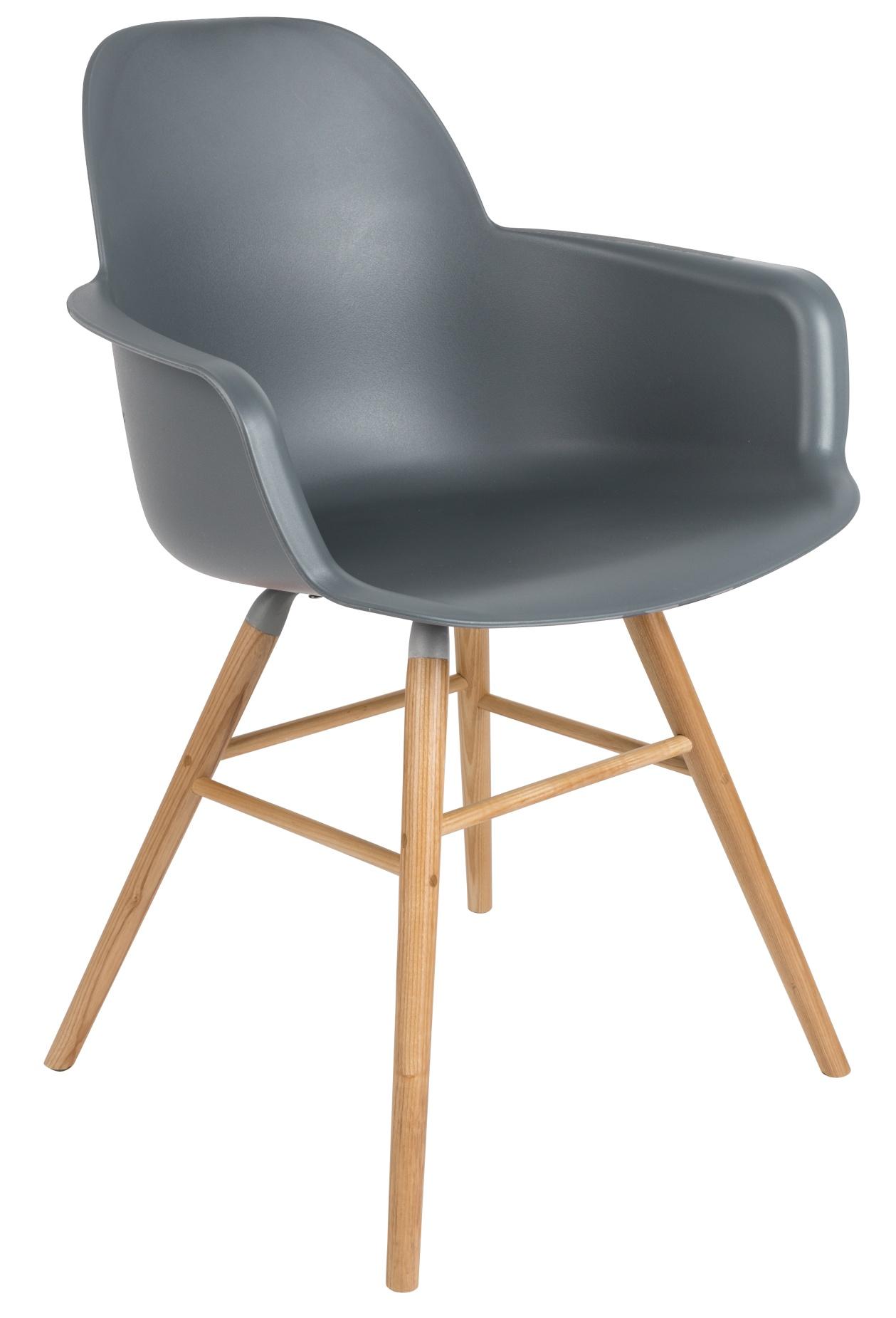 Zuiver stoel twelve wit leatherlook zuiver in de for Zuiver stoelen