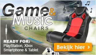 Game stoelen - Bekijk ze hier