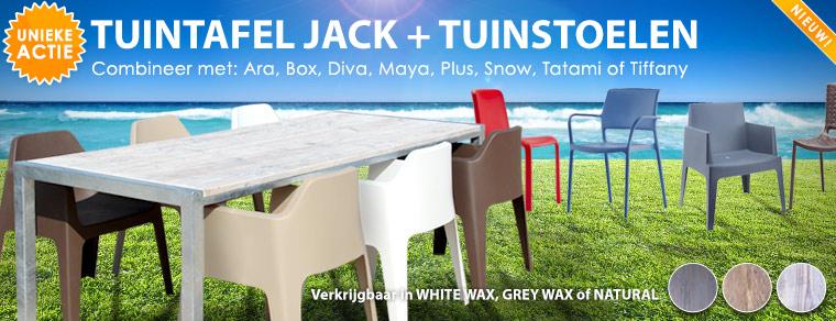 Tuintafels, Buitenbars en Tuinstoelen koop je met korting bij DesignOnline24!