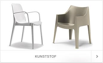 Kunststof stoelen, Veel kleuren, Stapelbaar